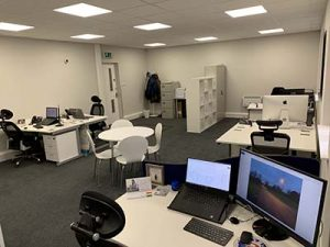 Exterior Lighting Company Lighting Project Solutions has a new office