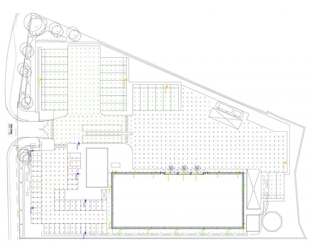 Full Lighting Design Map