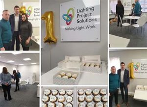 Lighting Project Solutions Turned 1 Today!