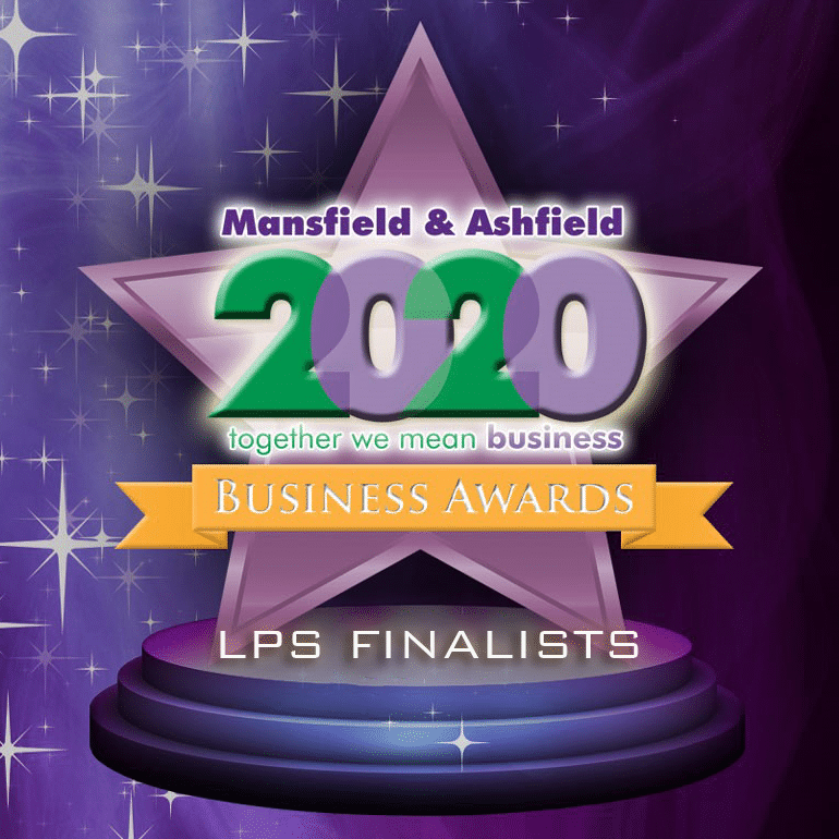 Lighting Project Solutions are Finalists at the Mansfield & District Business Awards!