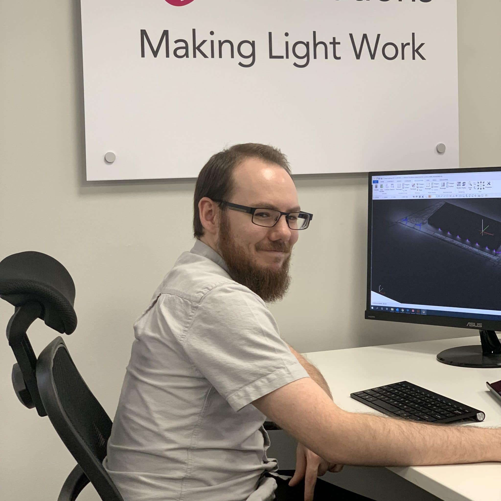 Lighting Project Solutions Welcomes Mark to the Team!