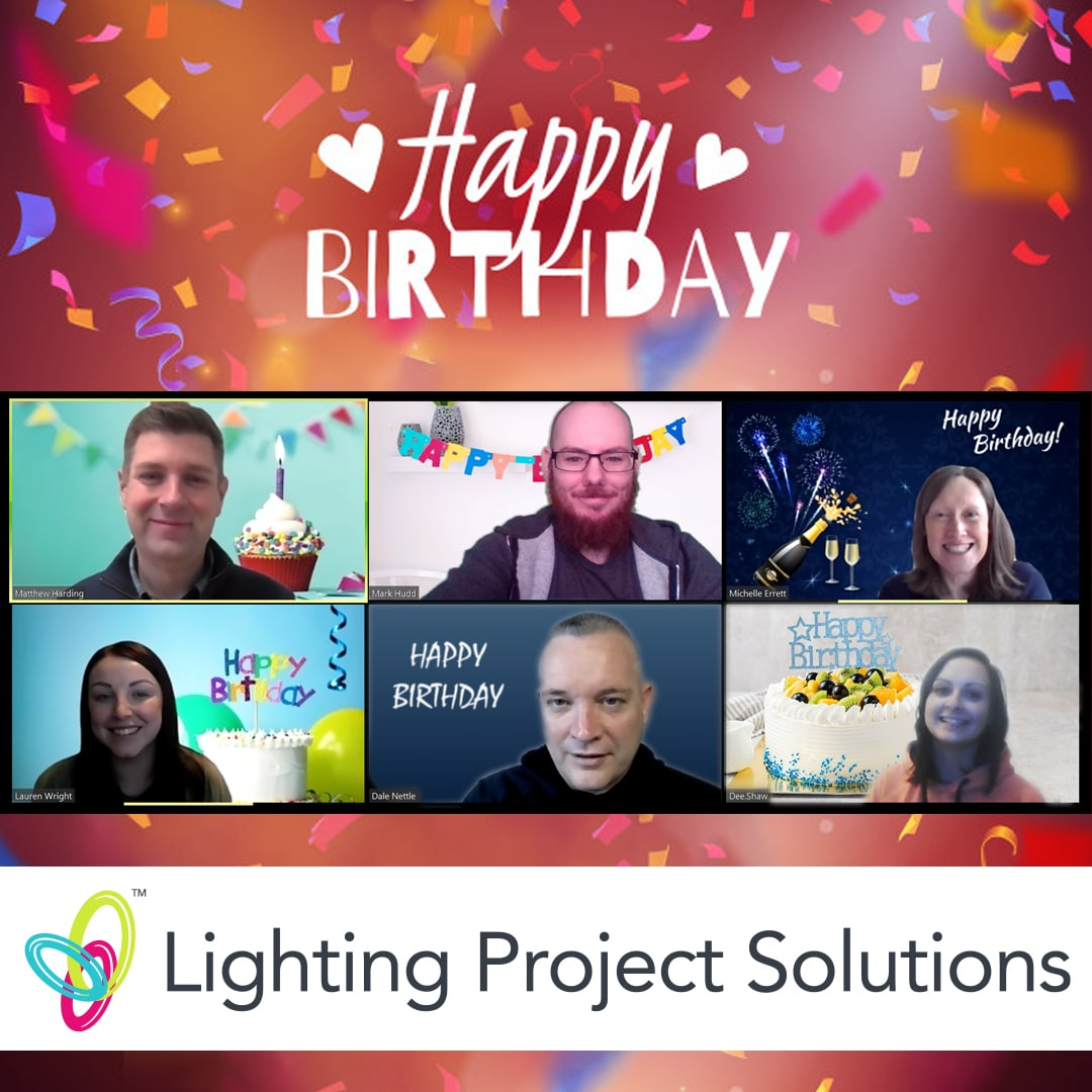 Lighting Project Solutions Celebrates it's 2nd Birthday!