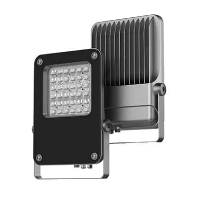 Atom LED flood light