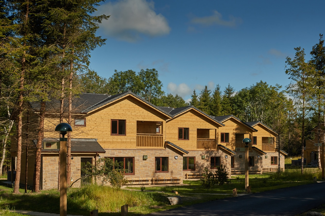 Center Parcs Longford Forest Accommodation