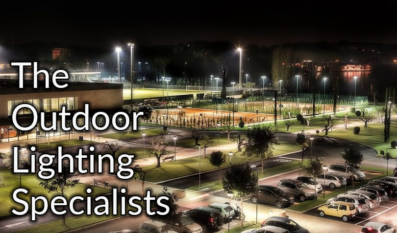 Lighting Project Solutions the outdoor lighting specialist