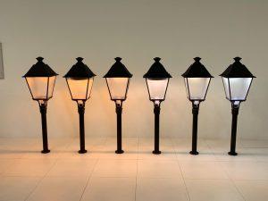 CCT Lighting Examples