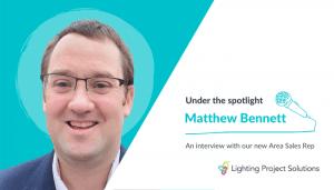 Matthew Bennett Interview